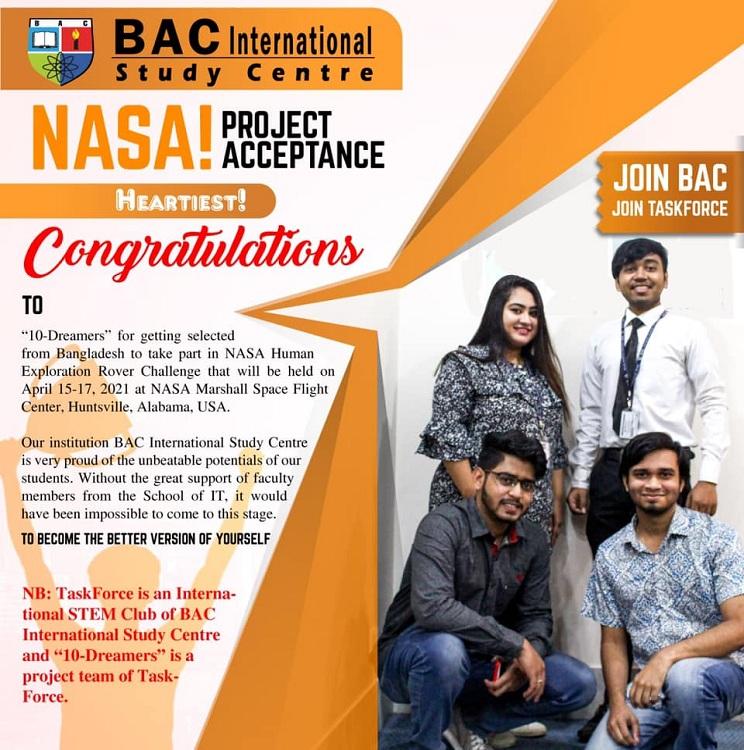BAC-NASA-Project1
